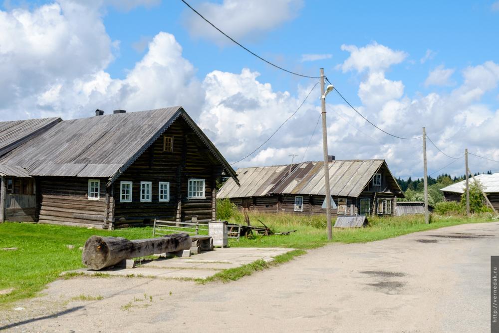 Карелия. Часть 8. Деревня Кинерма