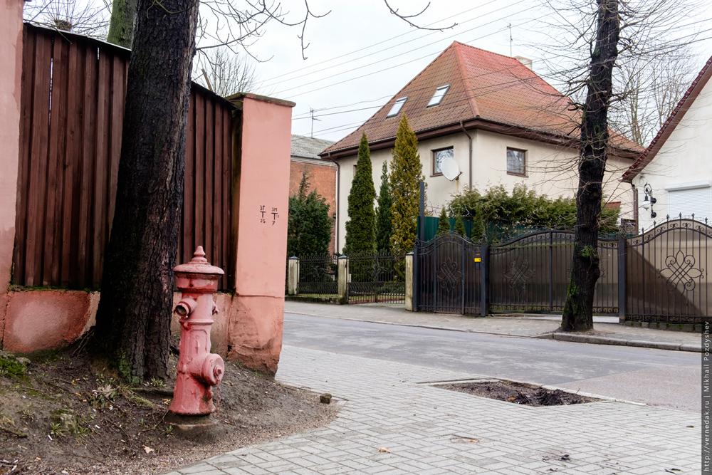 Коттеджи Кёнигсберга