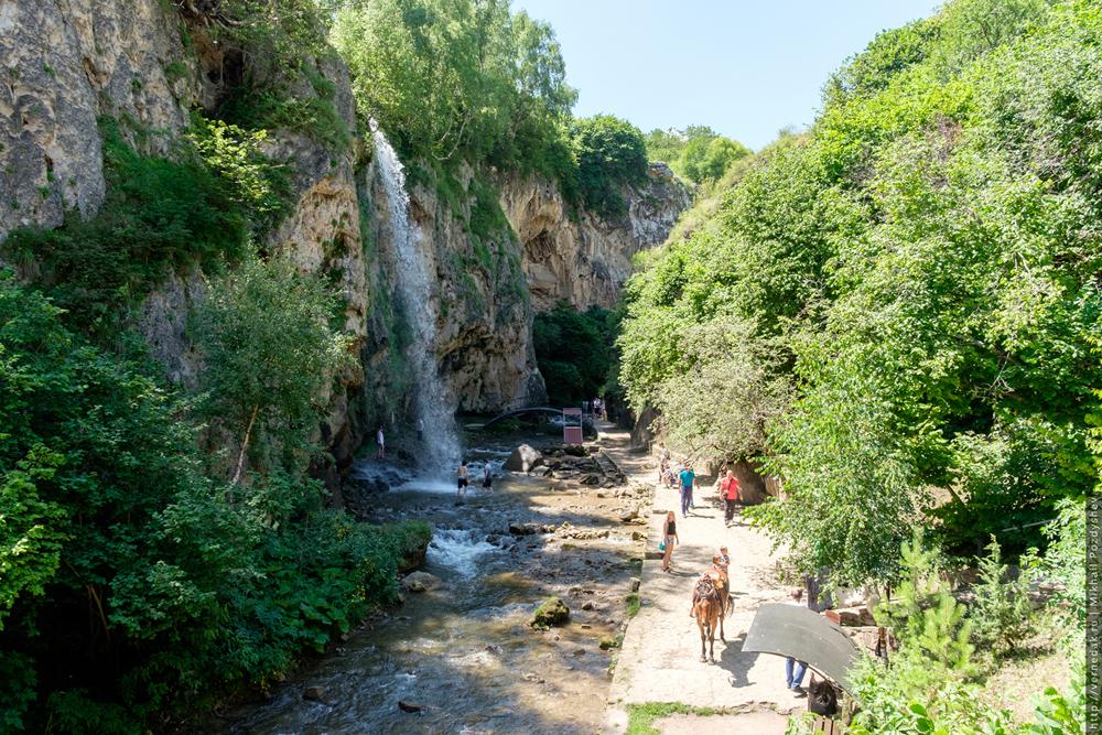 Медовые водопады