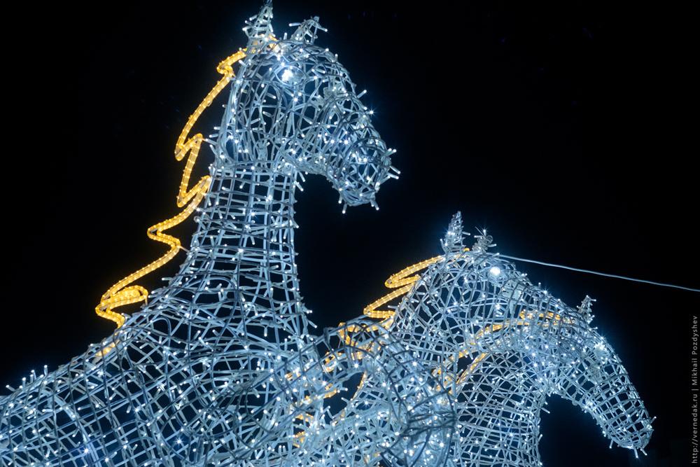 Новогодний Саранск