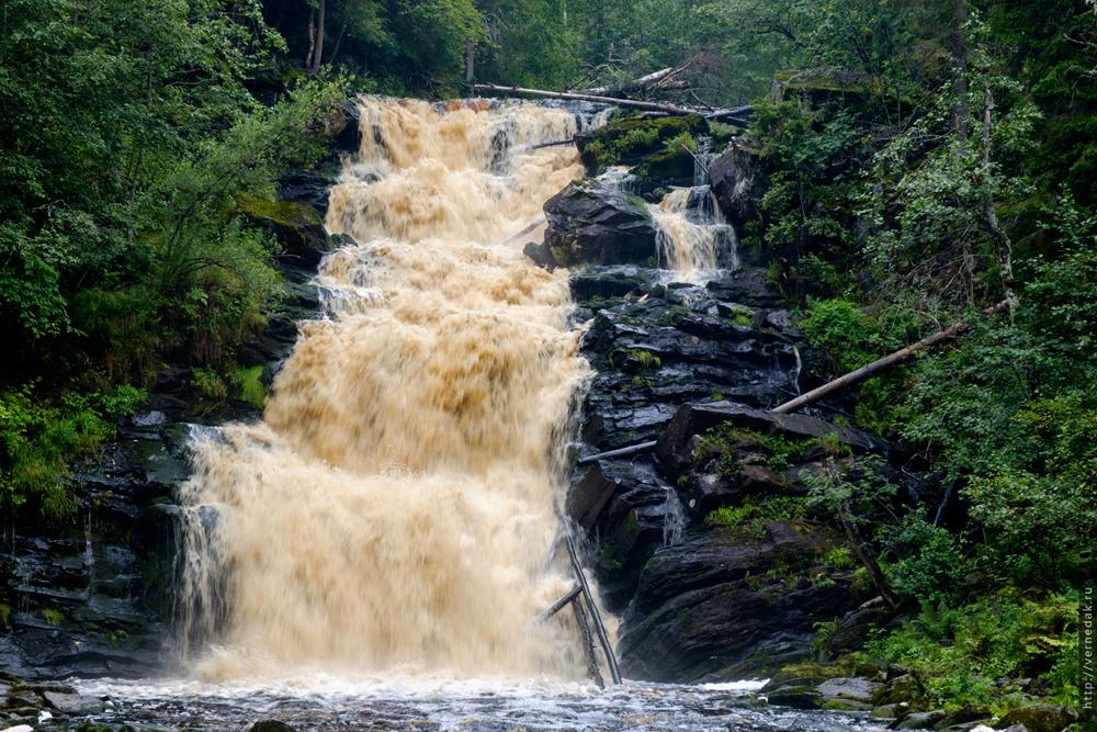 водопад белые мосты карелия фото сварить