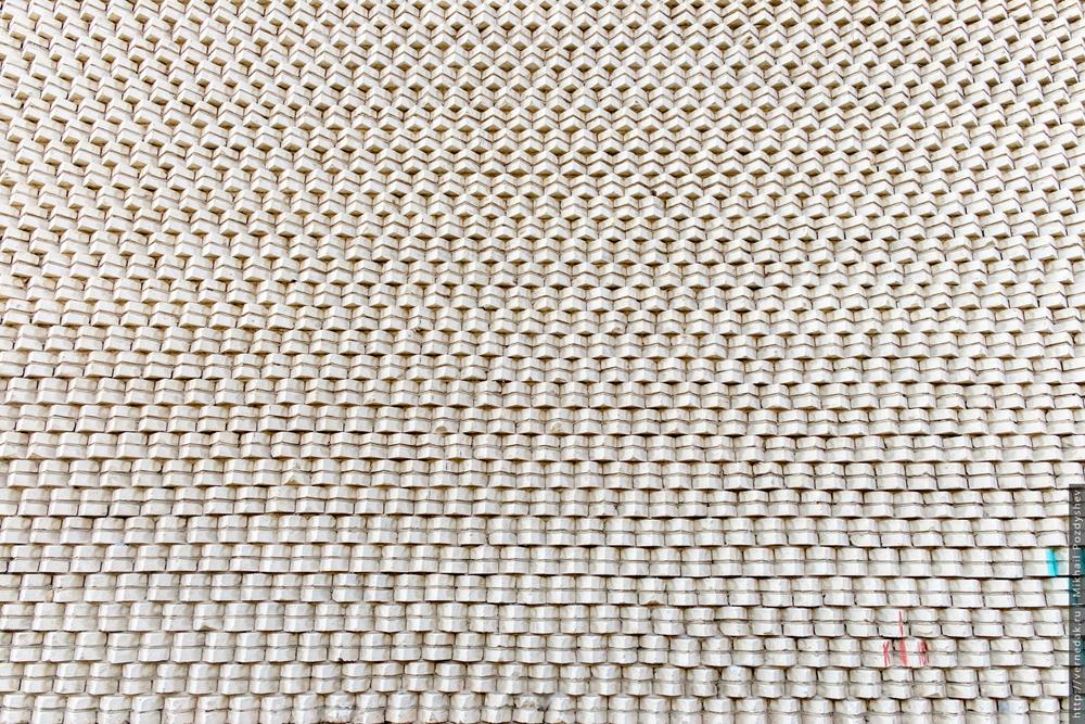 Биробиджан. Узоры на домах