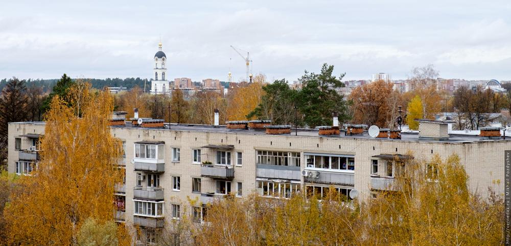 Крыша 52