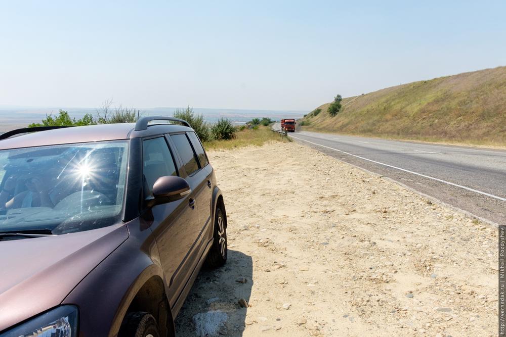 Дорога в КМВ