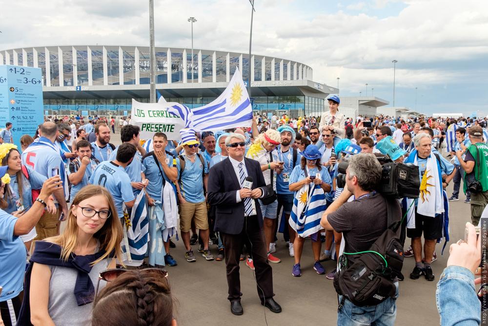 Уругвай-Франция