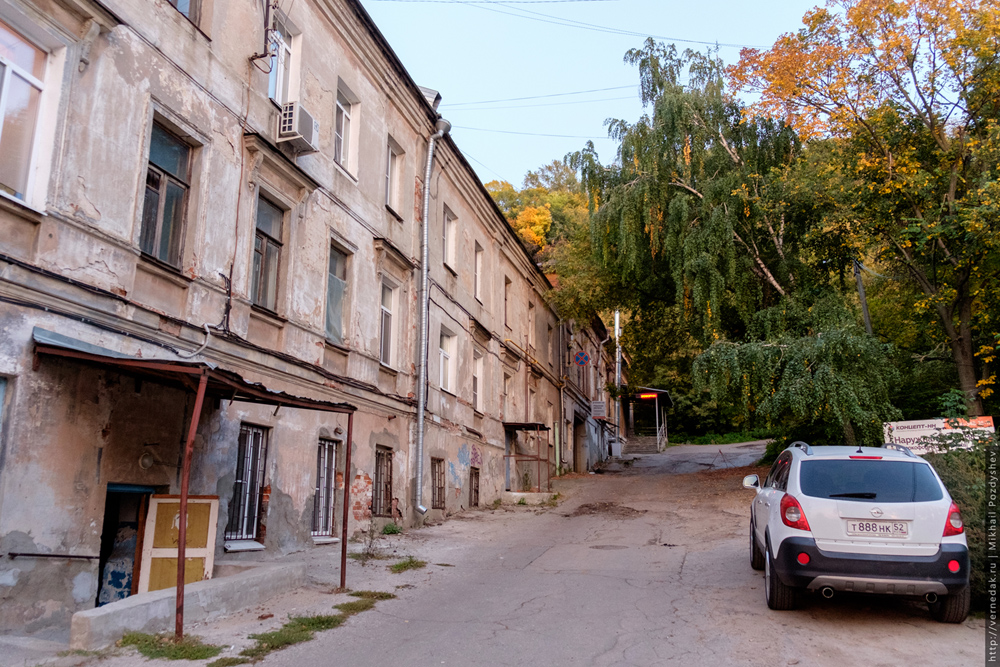 Нижний Новгород в 2019
